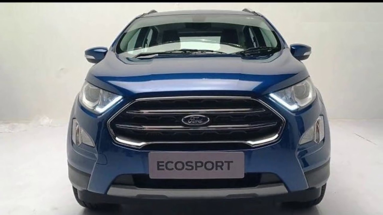 2018 New Ford Ecosport Facelift India Complete Interior Exteriors Features And Specifications