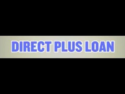 Direct Plus Loan