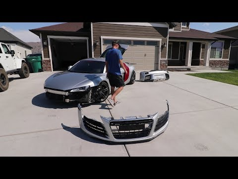 PARTING OUT my Audi R8.