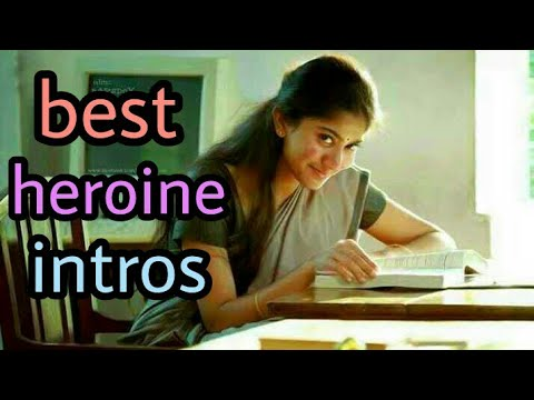 Top 10 tamil heroines introduction scenes