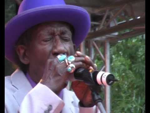 Guitar Crusher - Baby What You Want Me to Do (Jimmy Reed) - New Orleans Music Festival - Erfurt 2010