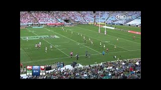 NRL 2015 Charity Shield Rabbitohs vs Dragons