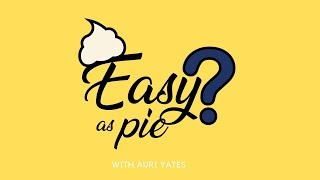 """EASY AS PIE"" TRIVIA GAME SHOW"