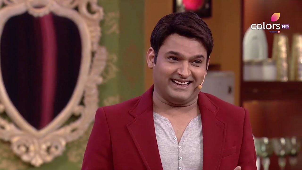Comedy Nights with Kapil - Saif's wow Punjabi performance