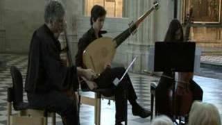 Sainte Colombe - Tombeau - Les Regrets