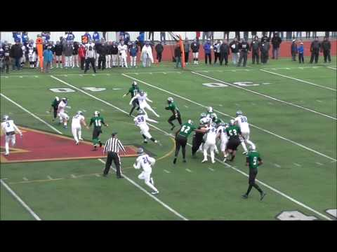 Utica Eisenhower (MI) vs Detroit Cass Tech (MI) 2016 State Semifinal Highlights