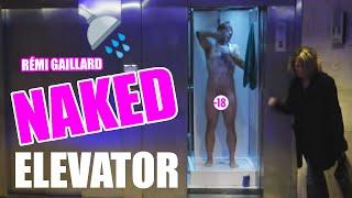 Repeat youtube video NAKED ELEVATOR (REMI GAILLARD)