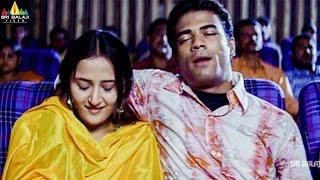 Hyderabad Nawabs Movie Romatic Scene in Theatre | Aziz Nasar, Mast Ali, RK | Sri Balaji Video