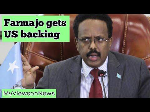 US rejects calls for interim setup in Somalia