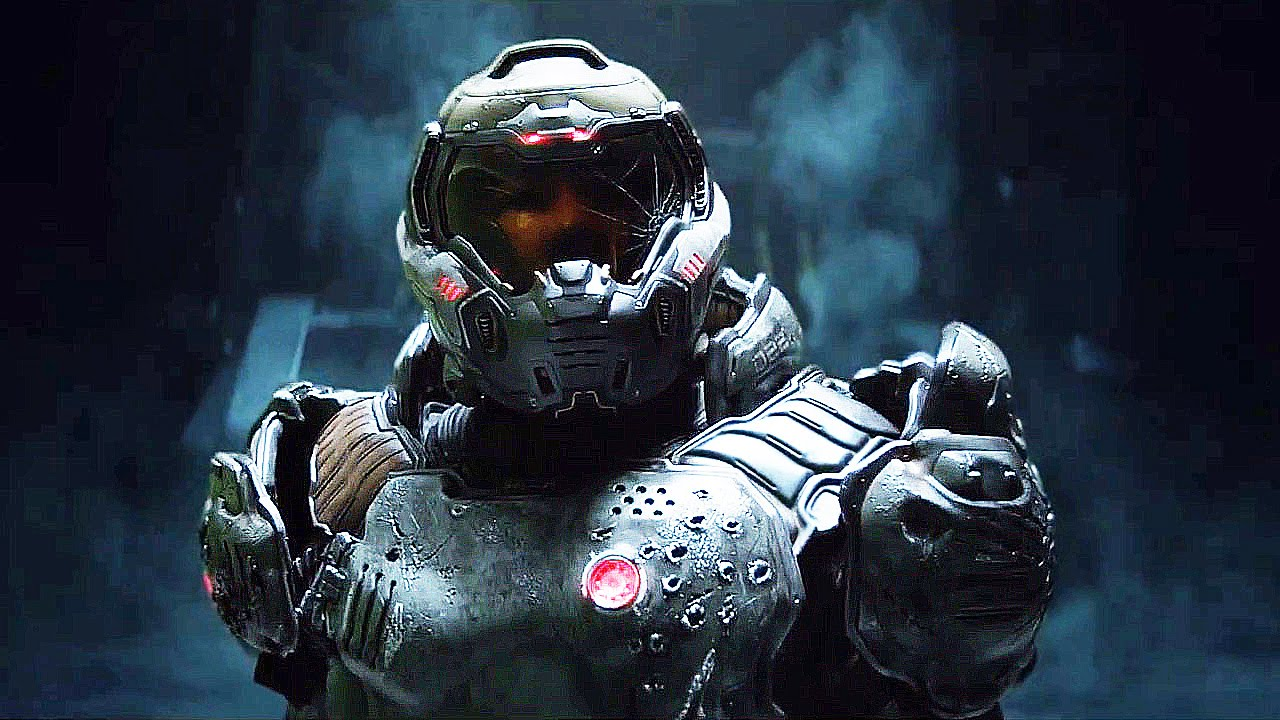 DOOM - Fight Like Hell Cinematic Trailer - YouTube