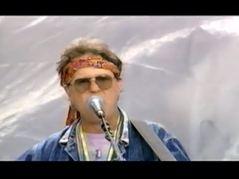 Country Joe McDonald - Save The Whales - 8/14/1994 - Woodstock 94 (Official)