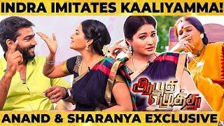 Kaaliyamma-va will return again ..! – Aayudha Ezhuthu Sakthi & Indra Action | Super Fun