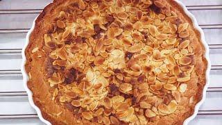 Рецепт Роскошный пирог с миндалем 136