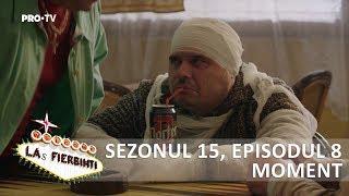Las Fierbinti - SEZ. 15, EP. 8 - Dorel i-a furat telefonul lui Pufulete