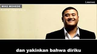 Mike Mohede  -  Mampu Tanpanya (Lyrics)
