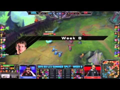 LCS Highlights - Week 8, Summer 2015