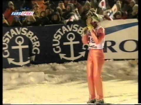 FIS Ski Jumping World Cup  19971998  Kuopio  Masahiko Harada  1st round  135,5 m