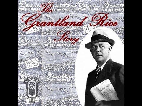 Grantland Rice Story - Ruth's Homer