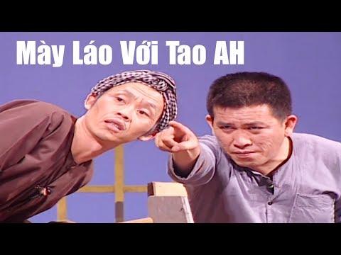 """Hài Kịch Hoài Linh Mới Nhất """" Mày Láo Với Tao """"   Hài Hoài Linh Nhật Cường Hay Nhất 2018"""
