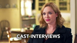 Good Girls (NBC) Cast Interviews HD - Christina Hendricks, Mae Whitman, Retta series