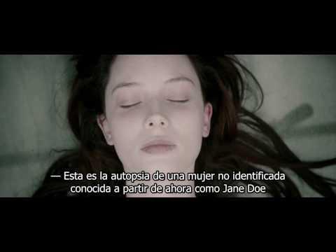 Trailer de La autopsia de Jane Doe (The Autopsy of Jane Doe) subtitulado en español (HD) temporada de terror