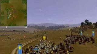Medieval Total War: Viking Invasion 4v4 online