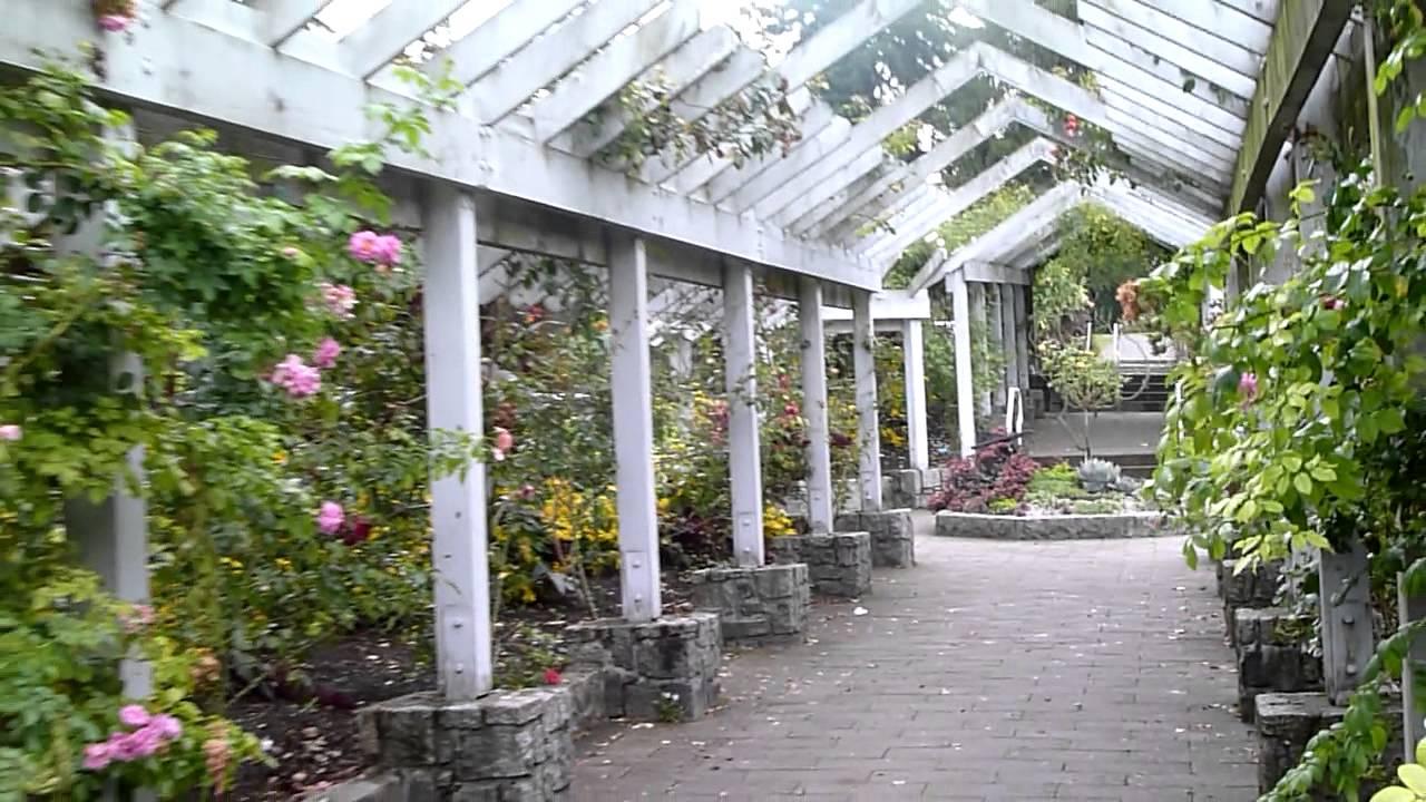 The greenhouse stanley - Stanley Park Rose Garden Brief Tour