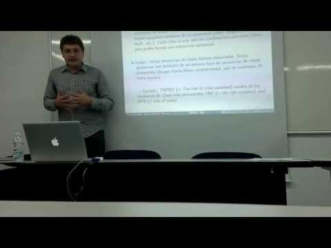 Realismo estructural en la lingúística/ Thomas Meier/ University of Munich/ Primera parte