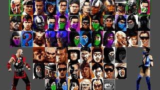Ultimate Mortal Kombat Trilogy Hack 18 - walkthrough