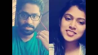 Unnale en jeevan | Song | THERI MOVIE | Smule | BY VISAKH & RESHMA
