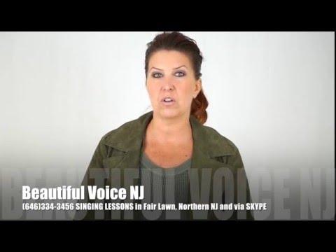 Singing lessons NJ, Voice teacher New Jersey