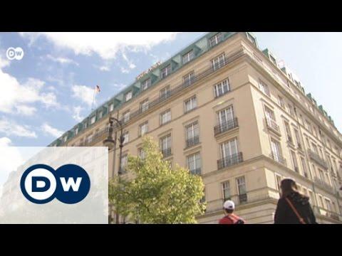 Das Hotel Adlon - ein Haus mit Geschichte   Hin & weg