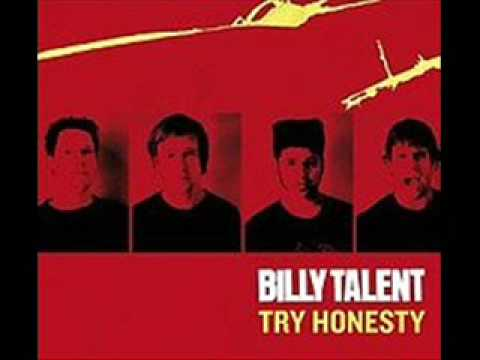 Billy Talent- Try Honesty w lyrics