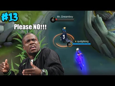 Mobile Legends WTF | Funny Moments Episode 13