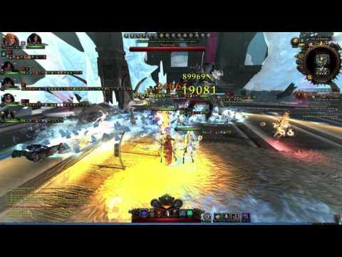 Neverwinter - mod 10.5 - Using exotic buffs in Assault of Svardborg