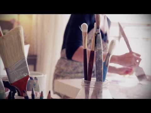 Melissa Herrington Artist Studio