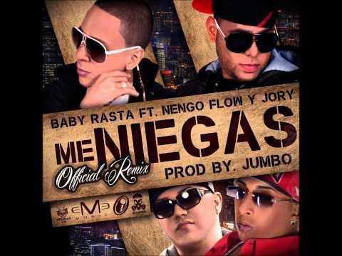 Me Niegas (Official Remix) - Baby Rasta Y Gringo Ft. Ñengo Flow & Jory Boy  (Original)