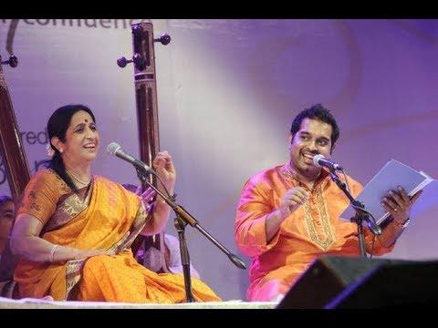 PadmaShri Aruna Sairam and Shankar Mahadevan