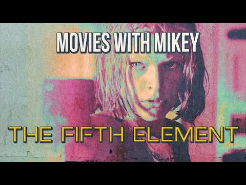 The Fifth Element v A Good Day to Die Hard - Movies with Mik