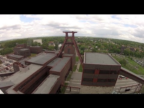 Essen, Germany: Coal & Culture (Travel Videoblog 027)