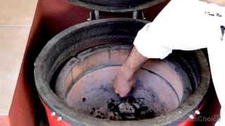 Kamado Grill Care and Maintenance - Kamado Joe, Big Green Egg, Primo, Grill Dome