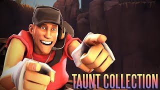 TF2: Taunt Collection COMPLETE!