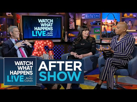 After Show: RuPaul's Upcoming Talk Show  WWHL
