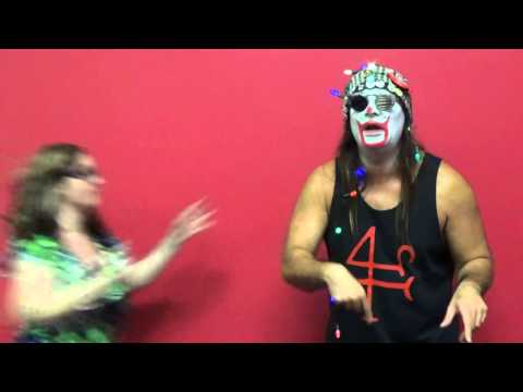 Super world record kick / knee to groin by hot girl! Ripper the Clown goes down Part 2: funny video from YouTube · Duration:  9 seconds