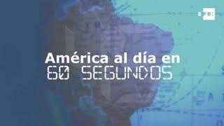 América al día: 60 segundos viernes 18 de septiembre