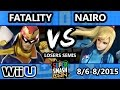 Fatality VS. Nairo (DarkAura VS. BadKitty239)