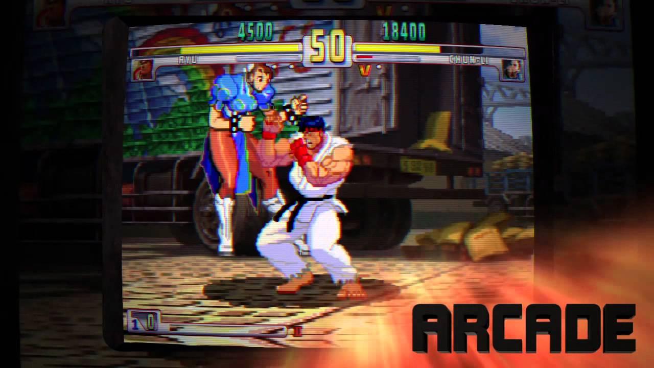 Street fighter iii: third strike online edition features trailer.