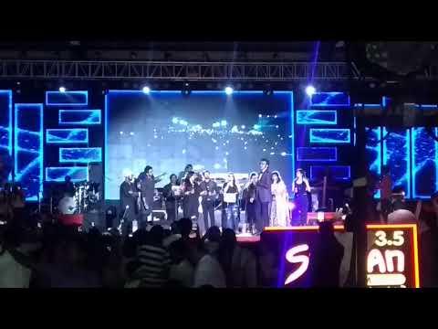 Music Boss D.imman Live Concert In Coimbatore