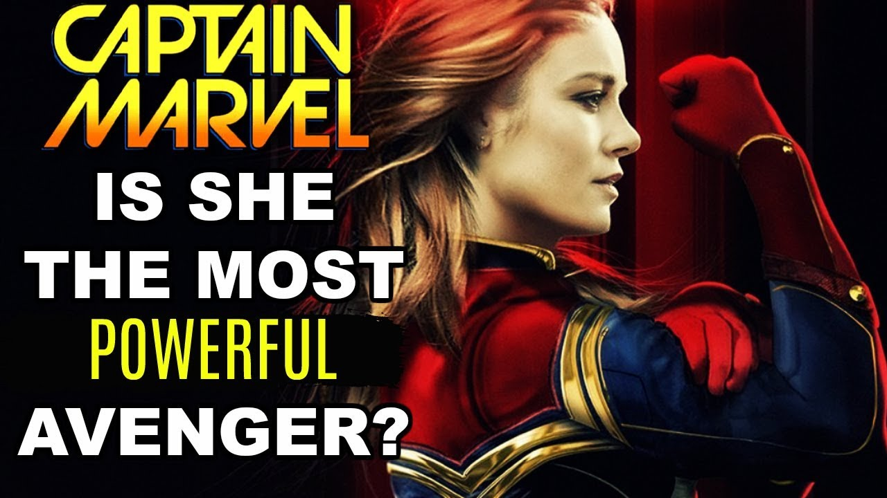 captain marvel explained