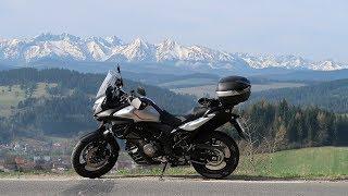 Wycieczka motocyklowa dużą pętlą wokół Tatr